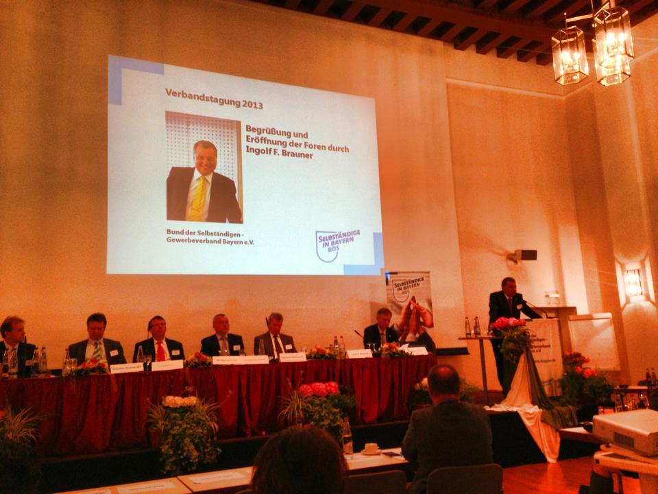 Landesverbandstagung des BDS Bayern