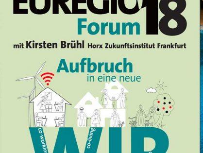 März 2018 - EUREGIO-FORUM im Schloss Ranshofen OÖ